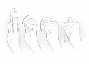 5 простих вправ для рухливості рук