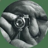 Око - маленька копія фотоапарату
