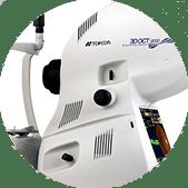 Оптичний когерентний томограф 3D-OCT-1000 Mark II Topcon