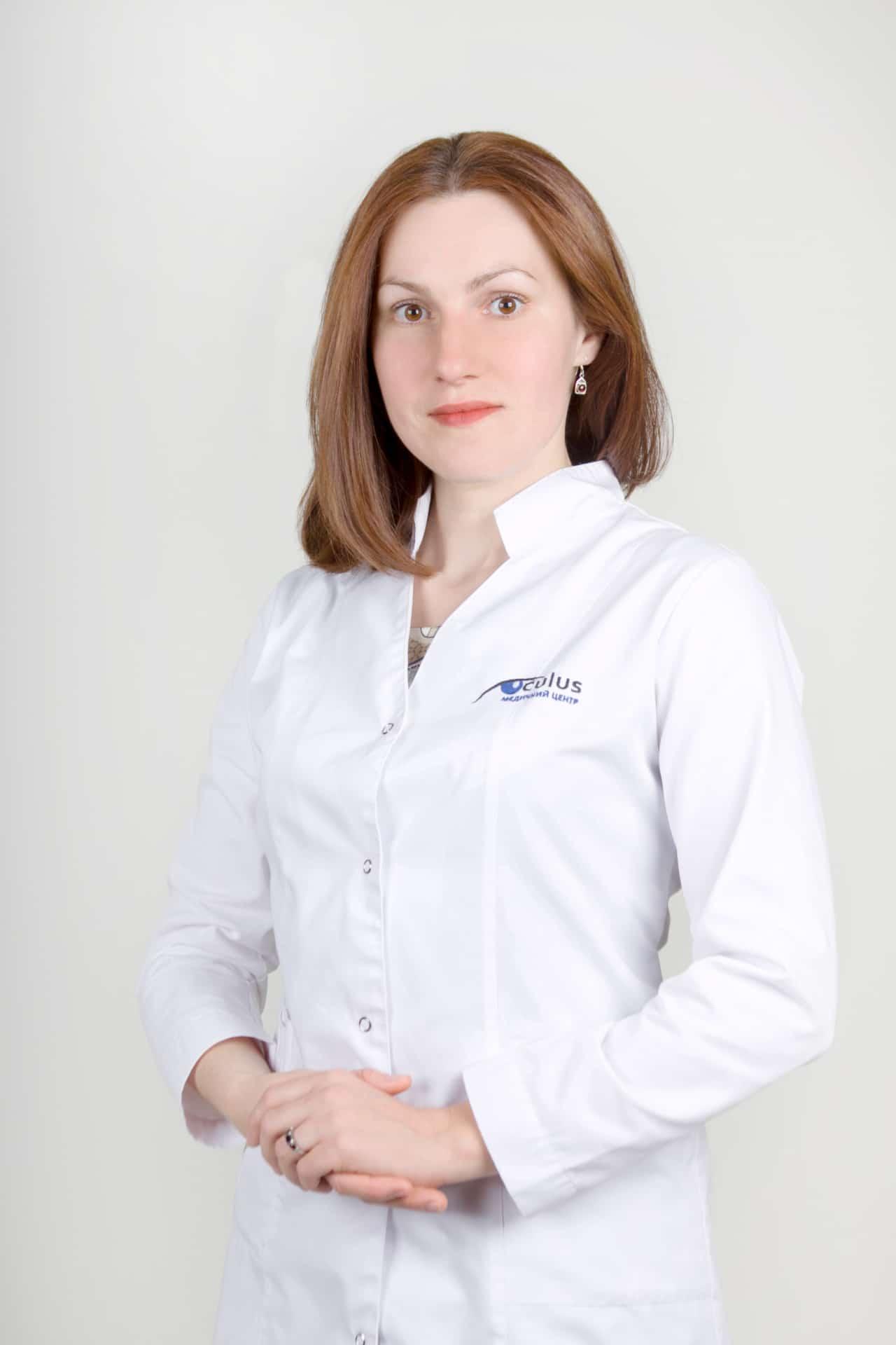 Антимис Оксана Вікторівна